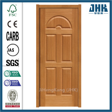 JHK Yellow Color Good Price Veneer Door