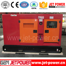 640kw Soundproof Diesel Genset with Perkins Engine Generator Single Phase