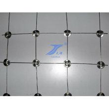 Treillis métallique de barrière de prairie (usine)