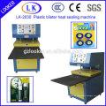 2 Arbeitsstation Kunststoff Blister und Karte Heißsiegel Maschine