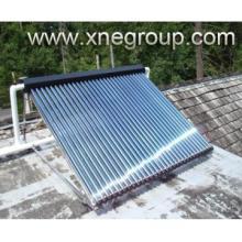 High quality heat pipe solar home geyser