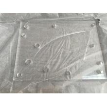 Centro de mecanizado CNC profesional para piezas transparentes en China (LW-02393)