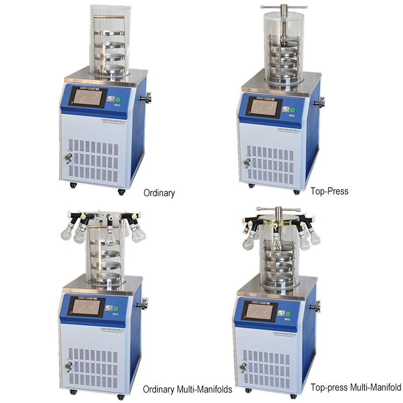 Flower Freeze Drying Equipment Dehydrator Lyophilizer