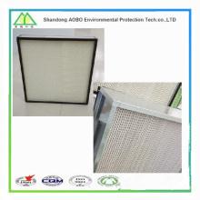 China-Versorgungsmaterial-ultra tiefe Falten-Filter bestes HVAC HEPA
