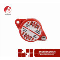 good safety lockout tagout card door lock