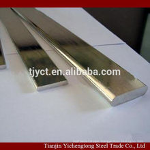 Tin plated flat copper bar