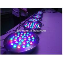 Lumière souterraine led 36w RGB avec compatible DMX512