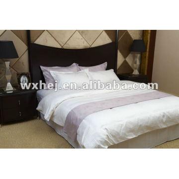 Coleção de lençóis de cama de hotel australiano 300TC