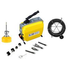 S150 400W limpador de esgoto portátil com baixo nível de ruído, fácil de usar
