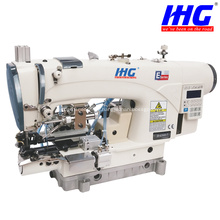 Machine à coudre à point noué à ourlet inférieur IH-639D-5P / 7P
