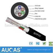 Cable de fibra óptica multimodo de 4 núcleos de alta calidad