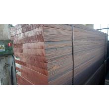 Madeira laminada da zebra / novo tipo madeira barata da decoração