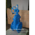 Bevel Gear Gate Valve with Position Indicator