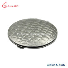 Round Stainless Steel Makeup Mirror for Sale