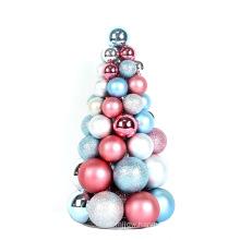 "12"" Prelit Metal Cone Prelit christmas tree"