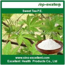 Extracto de plantas de chá doce Rubusoside Nº CAS 64849-39-4