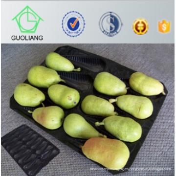 La fábrica de China vende directamente el vacío que forma las bandejas plásticas alveolares de la fruta de la amortiguación que empaquetan en grado estándar de la seguridad alimentaria