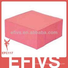 Розовая коробка для торта с вырезом на заказ 2013