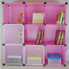 Étagères d'étagère de stockage de livre de Smart Book
