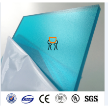 frosted colored polycarbonate sheet price/frosted compact polycarbonate sheet/frosted light diffuser