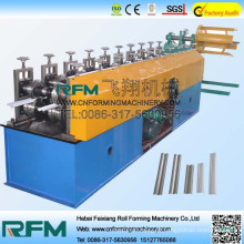 FX c channel metal stud usado com máquina de moldagem de rolo de parede de partição