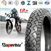 Chinese Tubeless Motorcycle Tires (110/90-16)