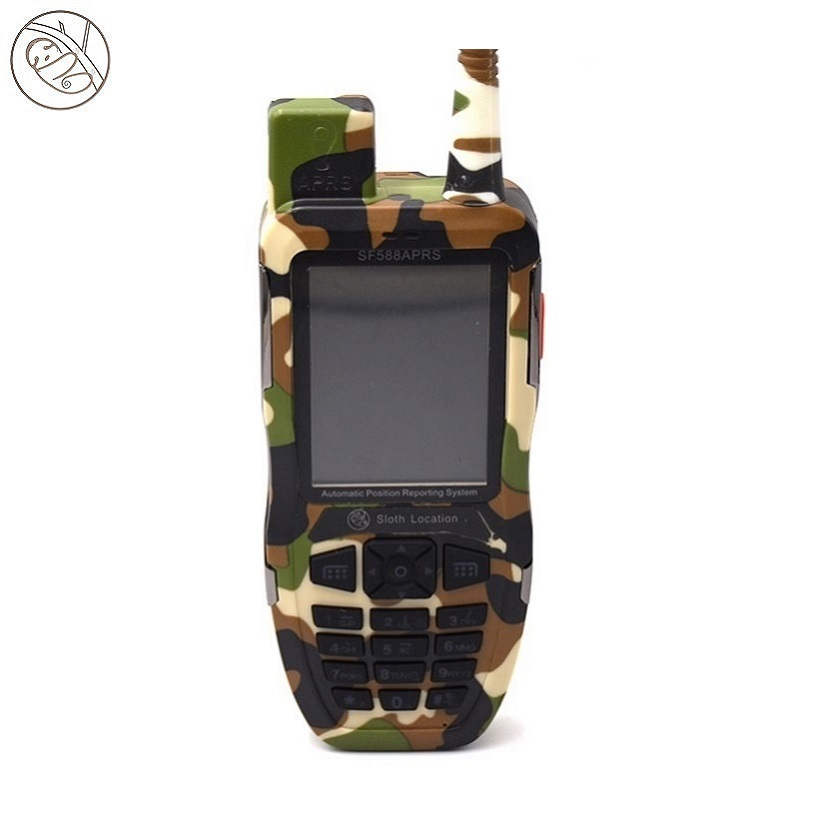 GPS Walky-Talky radio bidirectionnel pratique