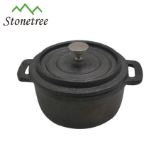 Wholesale Pre-seasoned Mini Casserole Pots / Cookware / Kitchen Utensil Pots
