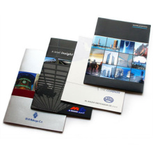 Manufacturer Colorful Book Printing Brochure