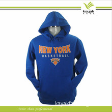 Customized Polyester Royal Blue Hooded for Sport Wear (F229)