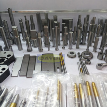 OEM mould punch and punching pin components manufacturing