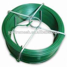 Venta caliente PVC revestido alambre fabricante
