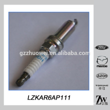 NGK Japan sparking ignition plugs LZKAR6AP111 for RENAULT