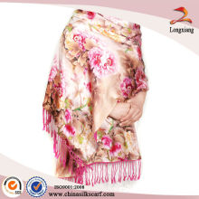 Wedding Digital Printed Lady Pashmina Scarf