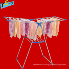 Factory Outlets Center Foldable Clothes Rack