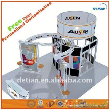 Aluminiumbeleuchtungsereignisbinderstand, Binderausstellungsanzeigespitzebinderausrüstungssystem von shanghai Hersteller 001840