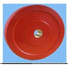 Alle Farbe Stoßfänger Gewicht Gummiplatte (USH-1202)
