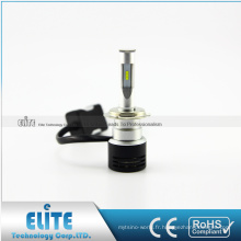 Le CE ROHS a certifié la qualité IP68 h7 a mené la moto de phare