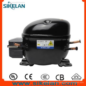 Compressor de CA de Qd128yg de baixo nível de ruído, pequeno da vibração
