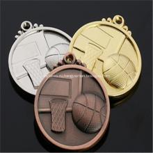 спортивная пустая медаль