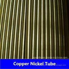Tubulação de níquel de cobre C71500 de alta qualidade