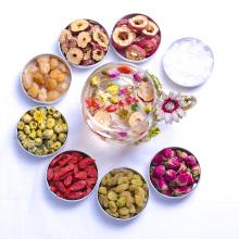 Natürliche Gesundheit Rose acht Schatz Tee Blumentee