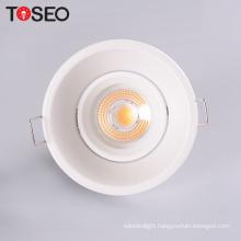 Modern ceiling lighting recessed movable downlight adjustable mr16 gu10 down light