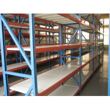 Suzhou New-Middle Duty Warehouse Metal Rack with 800kg Capacity