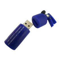 Custom Fire Extinguishers Shape USB Flash Drive