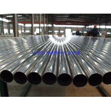 High Precision Cold Rolling And Cold Drawing Stainless Steel Seamless Tube Din 17458