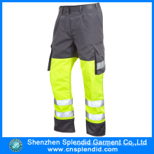 2016 New Design Cotton Cargo Work Trousers for Men