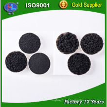 ISO Cetificate pellet sharp activated carbon for air purification
