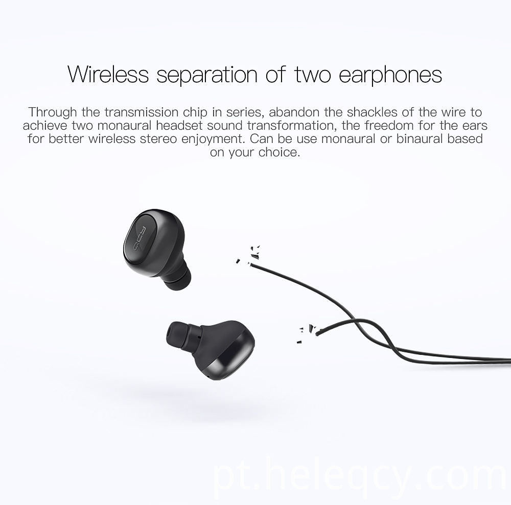 Truly Wireless Headphones