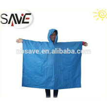 0.10mm PVC Rain Poncho,Reusable rain poncho,pvc raincoat